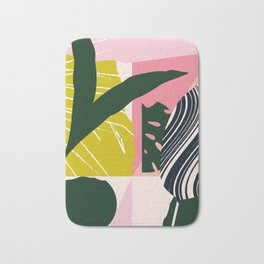 Tropical West Bath Mat