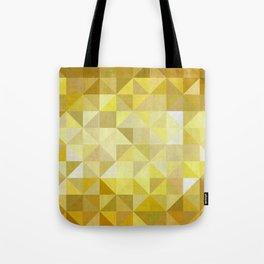 Modern Pattern X Tote Bag
