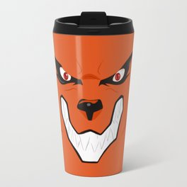 Kurama Face Travel Mug