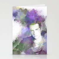 stiles Stationery Cards featuring Stiles by NKlein Design