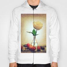 White Rose. Hoody