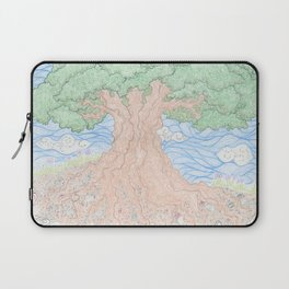 Roots and Leaves Laptop Sleeve