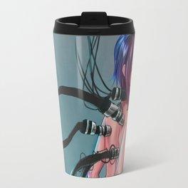 Ghost in the Shell (Fan Art) Travel Mug