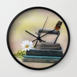 Ironing Day Wall Clock