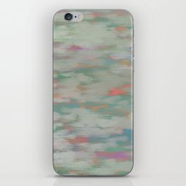 colorful pattern iPhone Skin