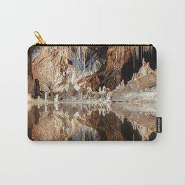 """Cave (""""Fairy Kingdom,"""" the Saalfeld Fairy Grottoes) Carry-All Pouch"""