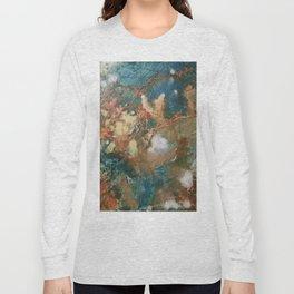 Copper Splash Long Sleeve T-shirt