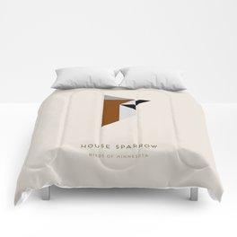 House Sparrow Comforters