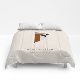 House Sparrow Comforters