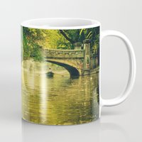 rowing Mugs featuring Rowing by nature by Eduard Leasa Photography