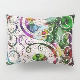 Yin and Yang Balance Poster Print by Robert R Pillow Sham