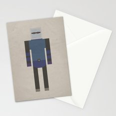Retro Mr.Freeze Stationery Cards