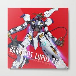 FBA - Barbatos Lupus Rex Metal Print