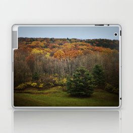 October Mountain Forest Laptop & iPad Skin