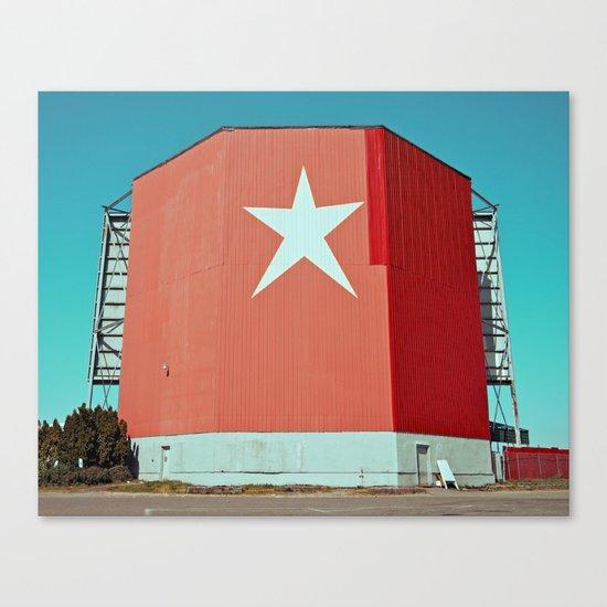 American nostalgia Canvas Print