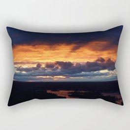 Dusk Joy Rectangular Pillow