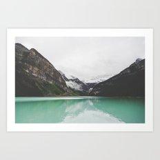 Lake Louise Art Print