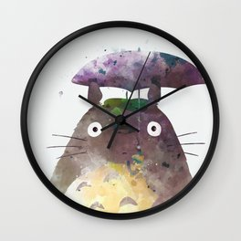 My Neighbour Wall Clock