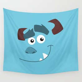 """Sulley """"Kitty"""" Wall Tapestry"""