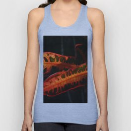 Dramatic Crotons DP161026a Unisex Tank Top