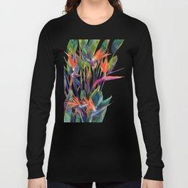 The bird of paradise Long Sleeve T-shirt