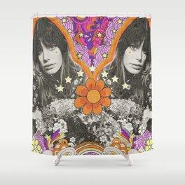 JANE BIRKIN Shower Curtain