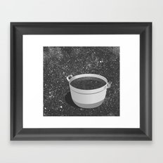 UNIVERSE SOUP Framed Art Print