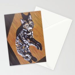 Contentment in a Patch of Sunlight (2015) Stationery Cards