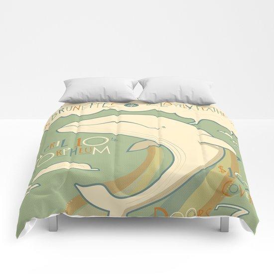 Rilo Kiley Comforters