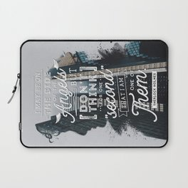 Sherlock - Angels Laptop Sleeve