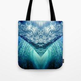ocean vortex Tote Bag