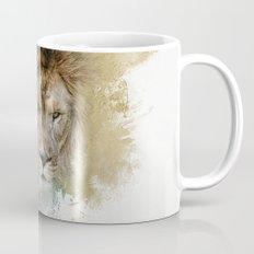 Expressions Lion Mug