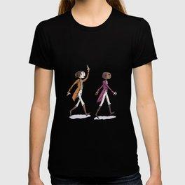 Non-Stop Aaron Burr and A.Ham Musical Merchandise T-shirt