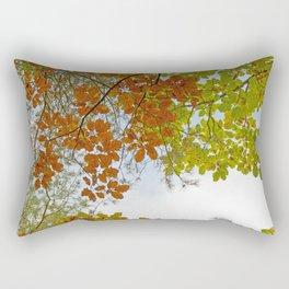 Autumnally sky Rectangular Pillow