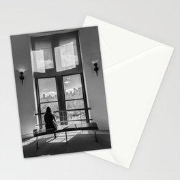 Ventana al mundo Stationery Cards