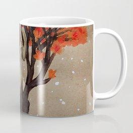 Fall Dryad Coffee Mug