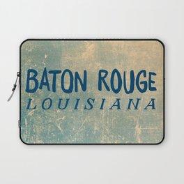 BATON ROUGE LOUSIANA Laptop Sleeve