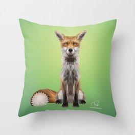 The Wise - Daniela Mela Throw Pillow