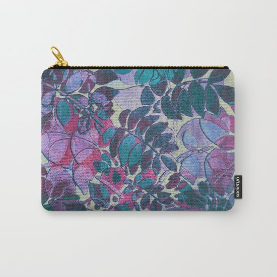 Love of Leaves 2 Carry-All Pouch
