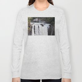When Will It Fall? Long Sleeve T-shirt