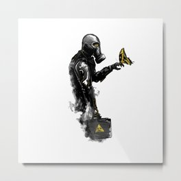 toxic future Metal Print