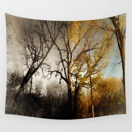 One Sided Wall Tapestry