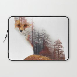 Misty Fox Laptop Sleeve
