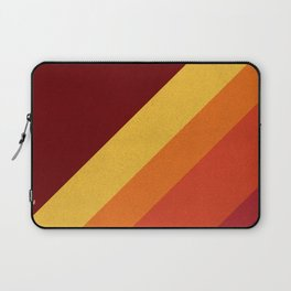 Retro 70s Color Palette II Laptop Sleeve