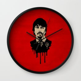 FooFighter Wall Clock