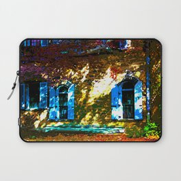 Secret Garden Castle Windows Laptop Sleeve