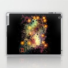 The Zodiac Sign -- Gemini Laptop & iPad Skin