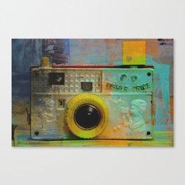 Fisher Price Camera Canvas Print