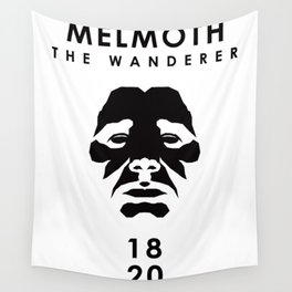A Century of Horror Classics :: Melmoth the Wanderer Wall Tapestry
