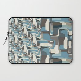 Abstract Shapes Metamorphosis Laptop Sleeve